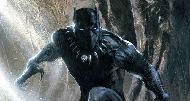First Images Of Black Panther From Captain America: Civil War