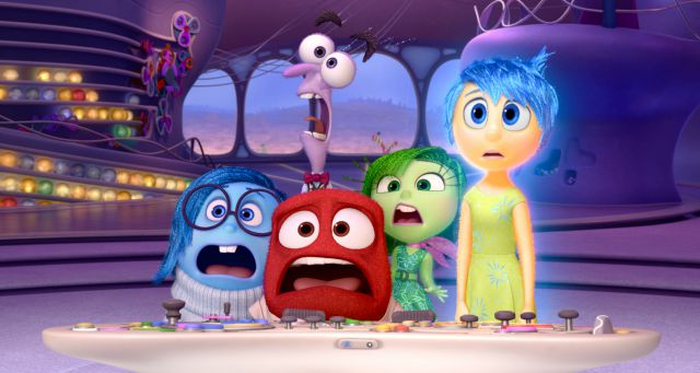 Film Review – Inside Out (2015)
