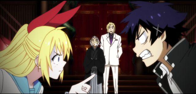 Win Nisekoi: False Love Season 1 Part 1 On DVD (Anime)