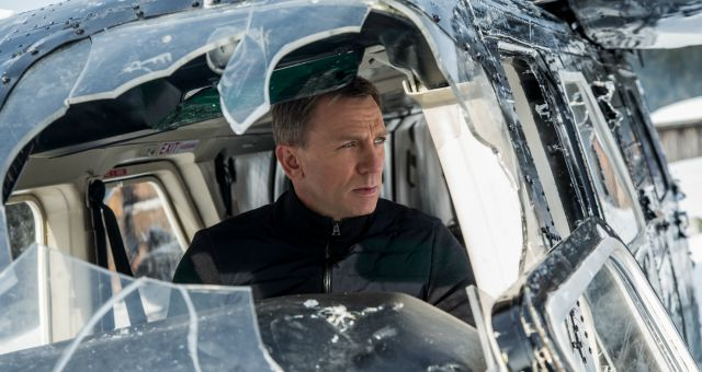 The Threat Is Personal, Watch New Spectre Trailer!