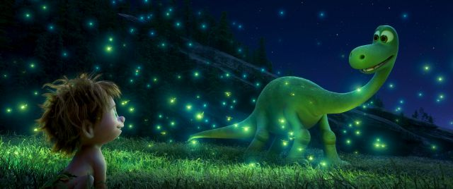 Pixar's The Good Dinosaur Trailer  Showcases It's Striking Visuals