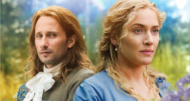 DVD Review – A Little Chaos (2015)