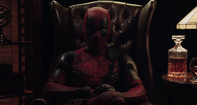 Get Ready To Open Your Collective 'Sphincters' For Deadpool
