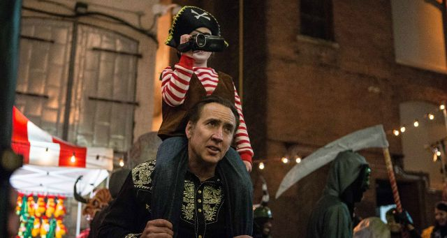 Here Comes The Boogie Man In Pay The Ghost Trailer