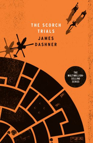 Cool Art – New The Maze Runner book covers Unveiled