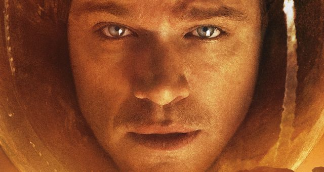 Matt Damon Is 'Alive' In New The Martian TV Spot And Poster