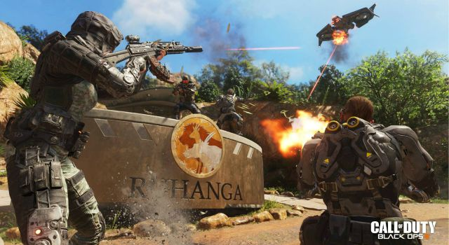 Call of Duty: Black Ops III Is Playstation Biggest Beta Release