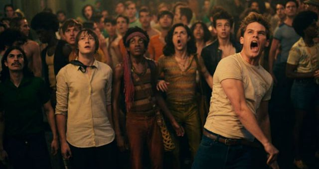 DVD Review – Stonewall (2016)