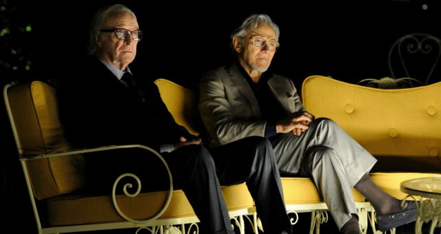 Retirement On The Mind of Caine & Kietel In Youth Trailer