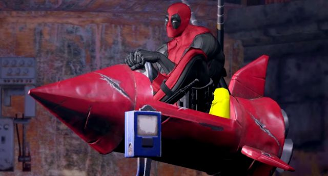 Deadpool Coming To A Playstation 4 And Xbox Near You!