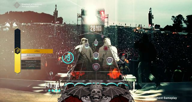 New Avenged Sevenfold songs For Guitar Hero Revealed