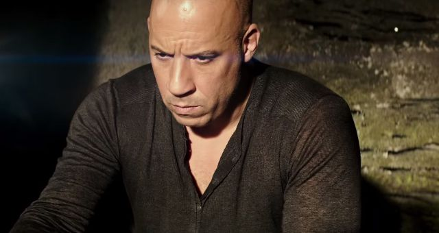 THE LAST WITCH HUNTER-Diesel