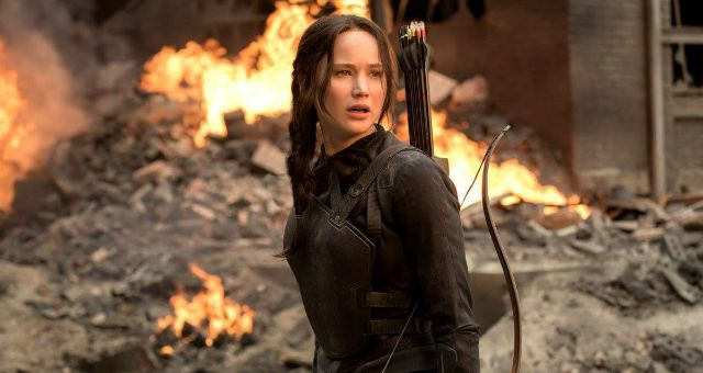 The Hunger Games:Mockingjay Part 2 New Trailer Is 'For Prim'