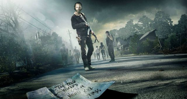 The Walking Dead: The Complete Fifth Season Limited Edition Crawls Into Christmas