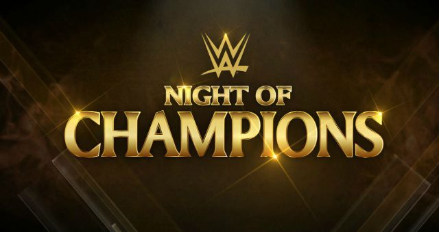 PPV Review-  WWE Night of Champions 20th September 2015