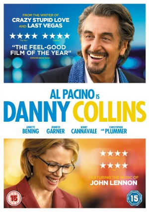 Danny Collins DVD