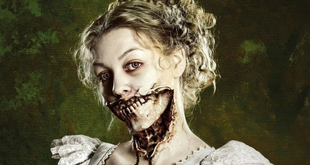 In Pride and Prejudice and Zombies UK Trailer, Politeness Kills (Zombies)