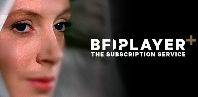 Say Hello To BFI Player Subscription Service