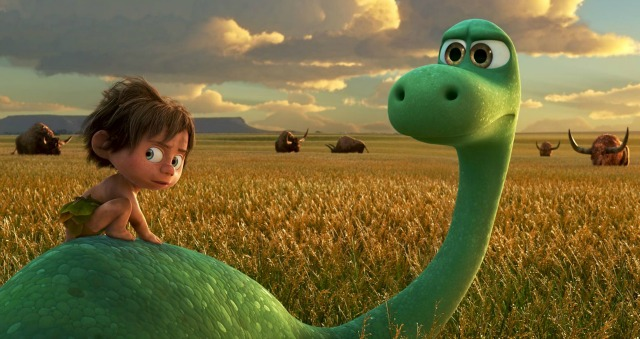 In New The Good Dinosaur UK Trailer The Chicken Meets The Dinosaur