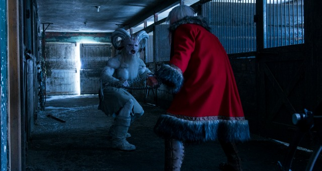 Christmas Horror Story.Win A Christmas Horror Story On Dvd