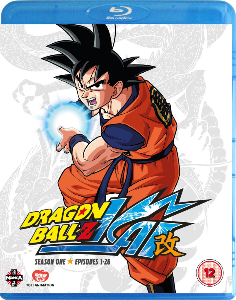 Dragonball Z Kai Season 1