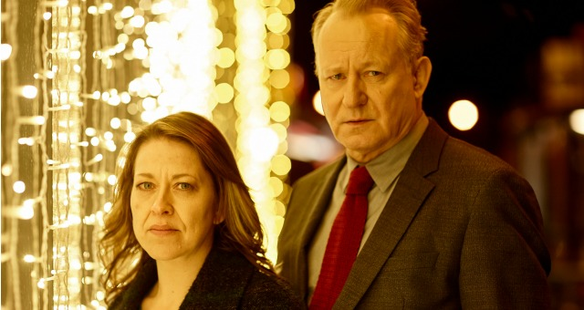 Win BBC's  River On Blu-ray Starring Stellan Skarsgard