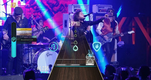 New premium shows added to Guitar Hero TV