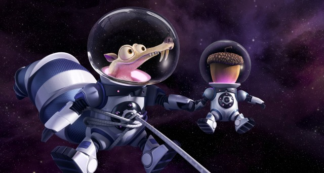 Bring Scrat Home – Watch Ice Age:Collision Course UK Trailer