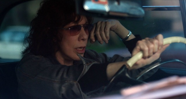 Lily Tomlin (Grandma Feature)