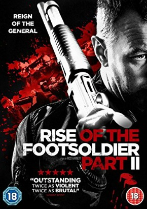rise of the footsoldier 2 DVD
