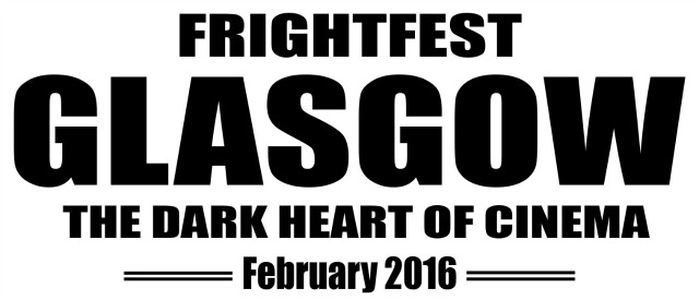 FrightFest Glasgow 2016 LOGO