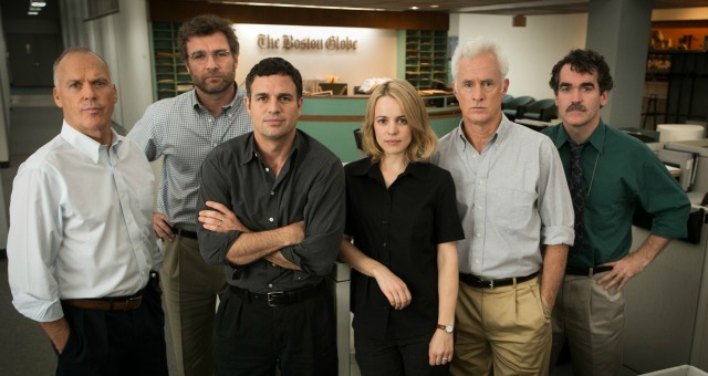 Win Oscar Winning Spotlight On DVD