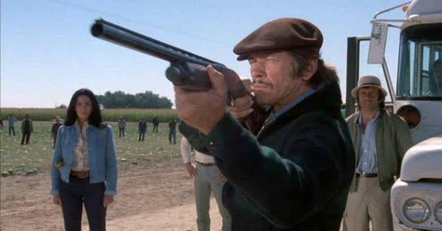 Blu-Ray Review – Mr. Majestyk