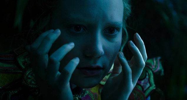Alice Through The Looking Glass Goes 'White Rabbit' In New Trailer