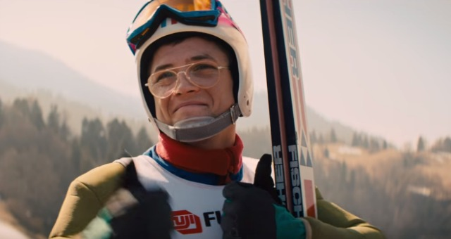 'Do The Eagle' In New Eddie The Eagle Trailer