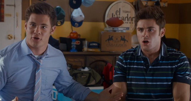 In Mike And Dave Need Wedding Dates Trailer Zac Efron Goes Viral