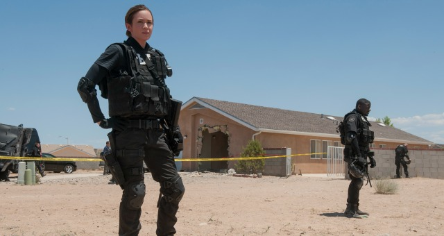 Drugs On Film (Sicario Feature)
