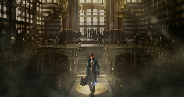 New Fantastic Beasts Featurette Takes Us Behind The Scenes