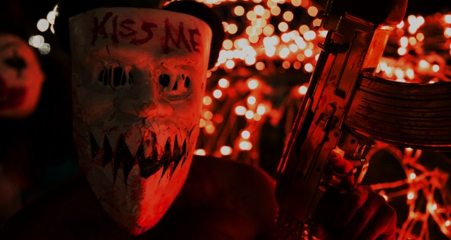 The Purge: Election Year First Trailer, Who wants