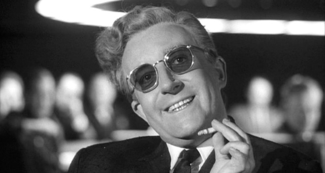Secret Cinema Goes Political With Dr.Strangelove