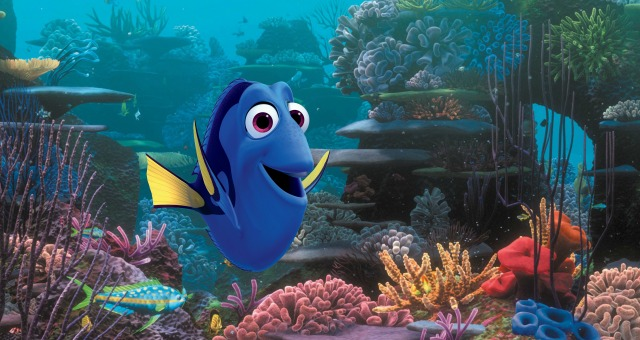 Meet The New Characters In Pixar's Finding Dory
