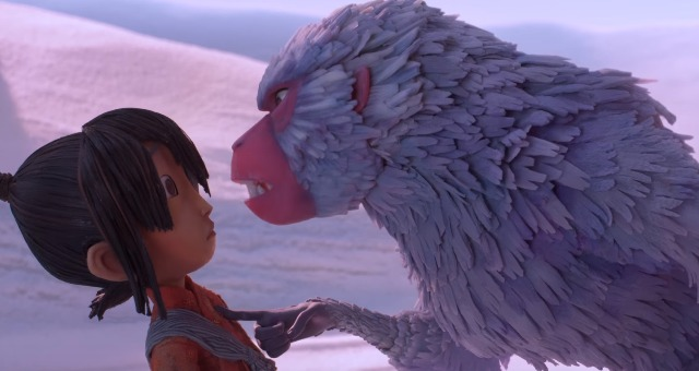 Kubo and the Two Strings Monkey.