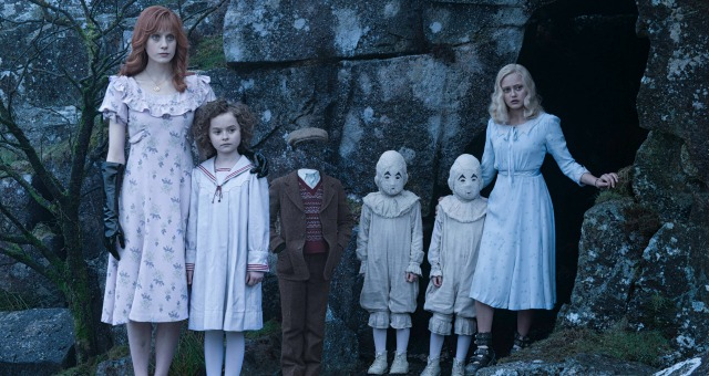 Miss Peregrine's Home for Peculiar Children Children