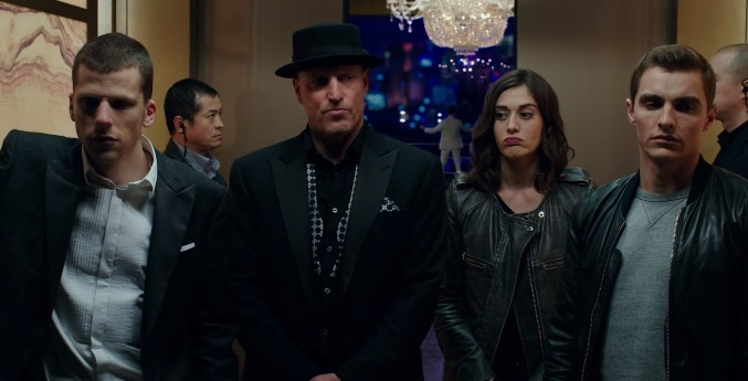 Win Now You See Me 2 On DVD