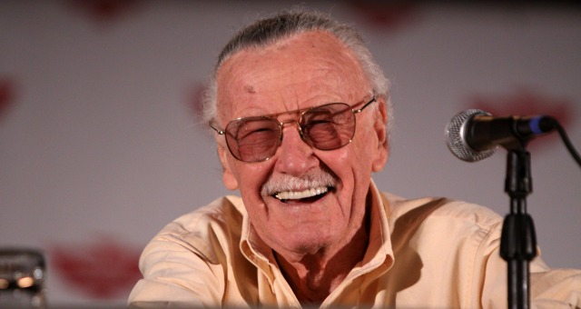 Stan Lee's latest lucky TV offering