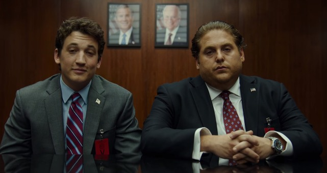 Wisecracks and Gun Running In First War Dogs UK Trailer