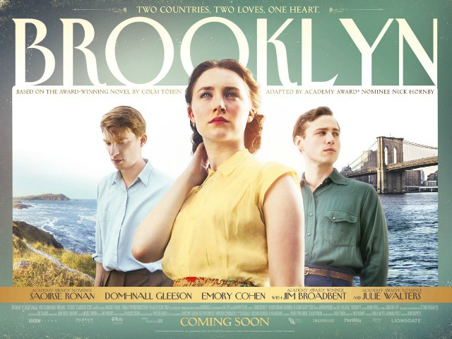 Win Oscar Nominated Brooklyn Book & Signed Poster