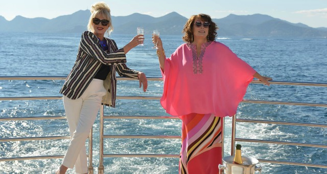Patsy Kills Kate Moss In Absolutely Fabulous UK trailer