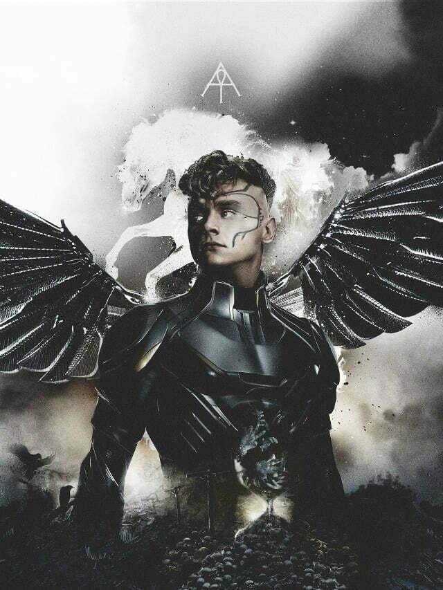 Angel 'Death' X-Men