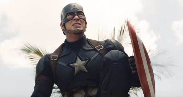 New Recruit In New Captain America: Civil War Clips